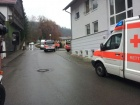 27.11.2012 Brand im Altersheim in Aistaig